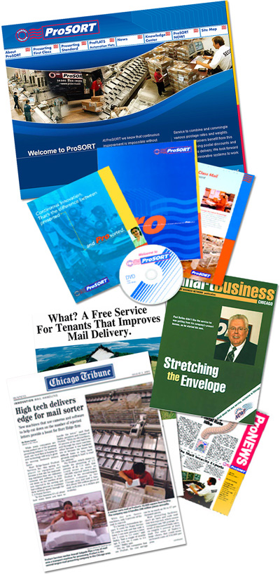 ProSORT marketing materials
